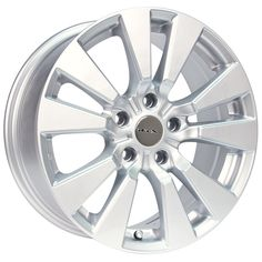 RTX Wheels - RTX OE - Burst Grandeur/Size : 17X7.5 http://www.rtxwheels.com/en/wheels/rtxwheels-burst-silver