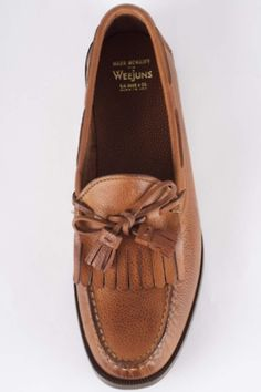 I love any and all kinds of loafers when my feet want something comfy. This cognac color is perfect for fall, too!