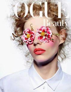 Blossoming Beauty Editorials