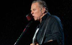 Metallica faz show 'interativo' para 65 mil em São Paulo - http://glo.bo/1L410xV #música #rock #metallica (Foto: Flavio Moraes/G1)