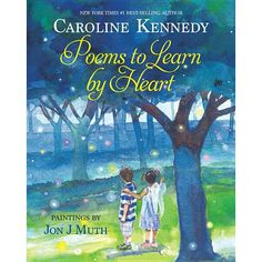 Nonsense Poems, Classic Poems, Great Poems, Poetry For Kids, Teaching Poetry, Kids Poems, Family Poems, Caroline Kennedy, Award Winning Books