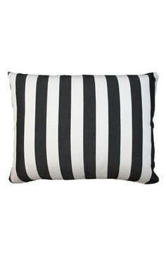 Magnolia Casual Stripe Indoor/Outdoor Accent Pillow available at #Nordstrom
