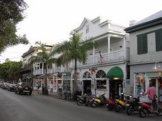 Key West, Florida - Duval Street