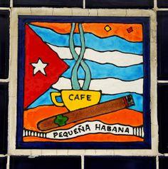 Little Havana in Miami, Florida
