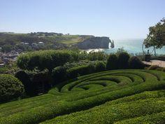 Etretat Normandie, Stepping Stones, Vineyard, Outdoor Decor, Stair Risers, Vine Yard, Vineyard Vines