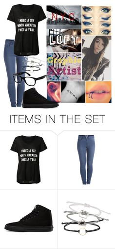 """""""Me in 5 Years"""" by x-sweetea-x ❤ liked on Polyvore featuring art"""