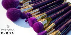 Sonia Kashuk Limited Edition Professional Brush Set: Celebrating 15 years of Award Winning Brushes