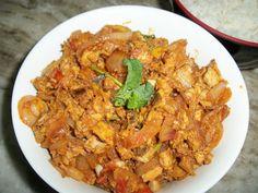 YUMMY TUMMY: Fish Subzi (Stir fried Fish)
