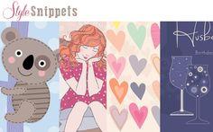 Style snippets - Doodle Press Ltd