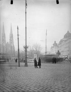 Wien Maximilianplatz 1910s