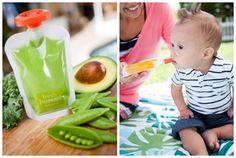 Making Baby Food at Home