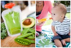 Your Month by Month Guide to Feeding Baby Fruits and Vegetables - Momtastic