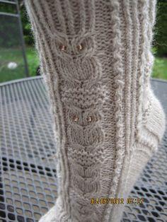 Detail Hermine Socken