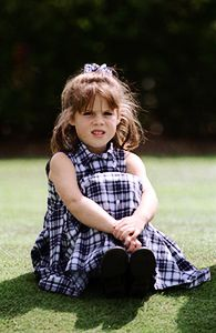 royaltyreloaded:  Young Princess Eugenie