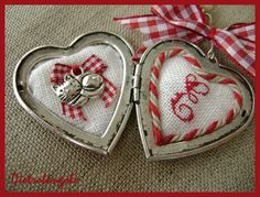 Love this idea.  I have a similar locket, maybe I should try this!