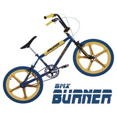 BMX Burner