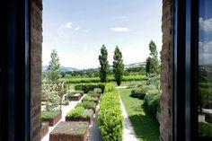 l'orto #style #architecture #italy #design #chic #interior #italy #room #green #landscape