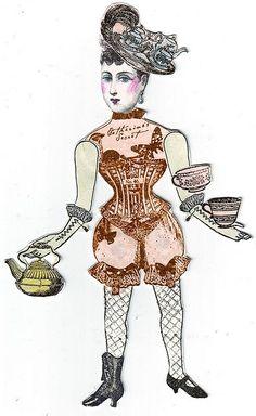 tea doll