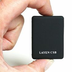 Hidden Audio Listening Device Spy Room Bug Wireless Mobile Surveillance Gadget