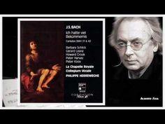 3. Johann Sebastian Bach. Ich hatte viel Bekümmernis, BWV 21. Aria Soprano