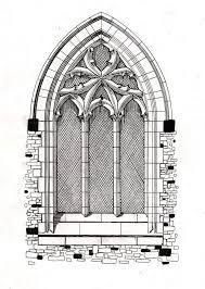 Resultado De Imagen Draw Gothic Architecture