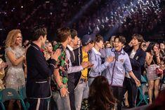 ©️®️ to owner.  BTS BBMA's 2018 LA  Top social artist