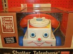 The Fisher-Price Chatter Telephone.brings back some memories! 90s Childhood, Childhood Memories, Kids Growing Up, 80s Kids, I Remember When, Retro Toys, My Memory, Classic Toys, Old Toys