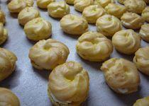 Xmas Cookies, Fun Desserts, Doughnut, Sweet Recipes, Ham, Garlic, Food And Drink, Sweets, Snacks