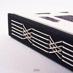 Handmade book by Sphinge