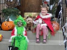 Image result for grinch costume
