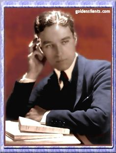 Sir Charles Spencer Chaplin, producer, director, comic actor during the silent movie era, co-founder of United Artists  in 1919.  father of Geraldine Chaplin  1889-1977