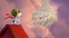 Snoopy vs. the Red Baron Is The Ultimate Throwback Moment   Opinion   OPN   OPNoobs   Written By: Gwendolyn L. Spelvin