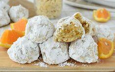 I Biscotti all arancia senza farina sono dei dolci semplici e veloci nell' impasto e nella cottura adatti a tutti anche agli intolleranti ♦๏~✿✿✿~☼๏♥๏花✨✿写☆☀🌸🌿🎄🎄🎄❁~⊱✿ღ~❥༺♡༻🌺TH Jan ♥⛩⚘☮️ ❋ Biscotti Cookies, Almond Cookies, Diet Cake, Coffee And Walnut Cake, Biscuits, Almond Flour Recipes, Italian Cookies, Biscuit Recipe, Mini Desserts