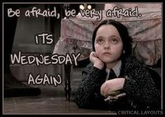 Wednesday waiting  Wednesday deserves a top 5 right?  http://adlibbed.blogspot.co.uk/2013/01/wednesday-waiting.html