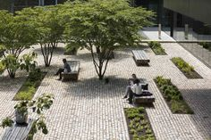 JHBB by Design Engine with beautiful courtyard courtesy of LUC
