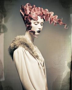 Hair: Dusty Simington (photographer unknown)