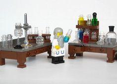 Lego lab