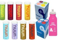 Nuun Active Electrolyte Enhanced Drink Tablets,Full Sampler Pack 8 Original…