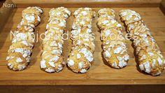 Manjar de ideias doces... e não só!: Crinkles de limão
