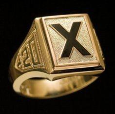 X Ring Bling