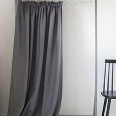 gorgeous grey by http://www.linenfabrics.co.uk