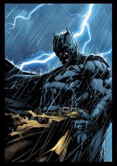 Bonus! DETECTIVE COMICS #18 | Exclusive! The DC Universe Reacts To Robin's Shocking Death. Art by •Jason Fabok