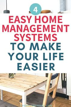 Simple home management systems you can start today to make your home run more smoothly. Ditch the chaos and create home management habits that make everything easier. // Organizing Moms -- #Decluttering #Organizing #organizingmoms Playroom Organization, Organization Hacks, Organizing, Dishwasher Pods, Everything All At Once, Getting Rid Of Clutter, Organized Mom, Home Management, Erin Condren Life Planner