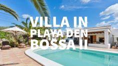 Villa in Playa Den Bossa II en Playa d'en Bossa, Ibiza, España. Visita V...
