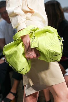 Reed Krakoff Spring 2014 RTW - Details - Fashion Week - Runway, Fashion Shows and Collections - Vogue Spring 2014, Spring Summer, Summer 2014, Ysl, Givenchy, Balenciaga, Hermes, 2014 Fashion Trends, 2014 Trends
