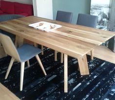 #τραπέζι# Tree#δρυς#μασίφ Furniture Ideas, Home Furniture, Dining Table, Home Decor, Decoration Home, Home Goods Furniture, Room Decor, Dinner Table, Home Furnishings