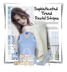 """Pastel Stripes"" by diva1023 ❤ liked on Polyvore featuring 3.1 Phillip Lim, Acne Studios, Dorothy Perkins and Angélique de Paris"
