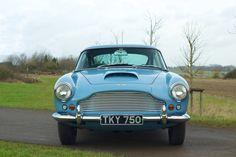 1960 Aston Martin DB4 - Series II   Classic Driver Market