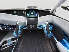 2011 Honda AC-X concept the future has arrived / carinteriors