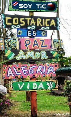 COSTA RICA. Foto de Manuel Meléndez / VMA.